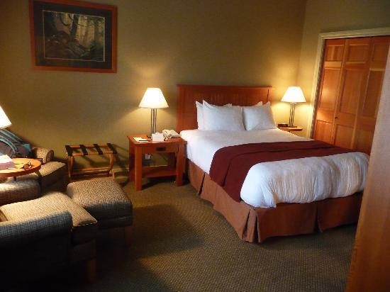 Long Beach Lodge Resort: gorgeous rooms