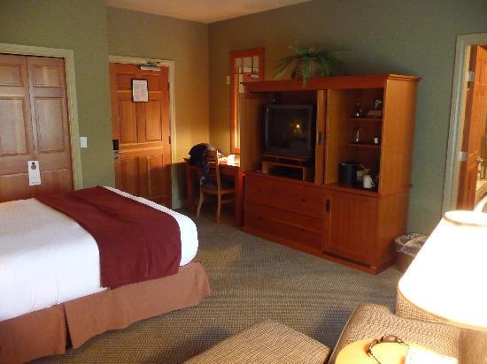 Long Beach Lodge Resort: spacious