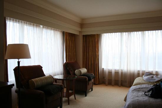 Hotel Okura Amsterdam: Room at day