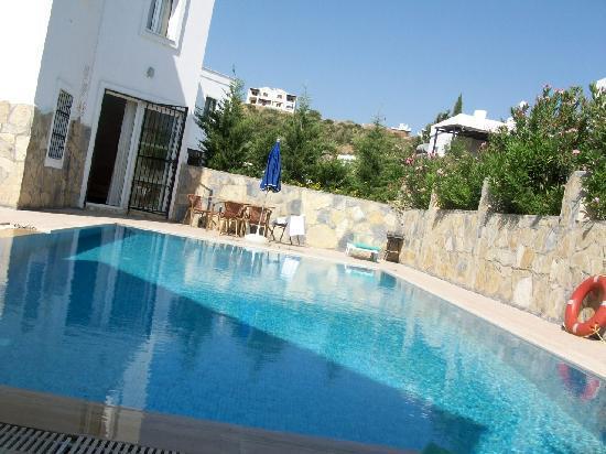 Arya II: Swimming pool