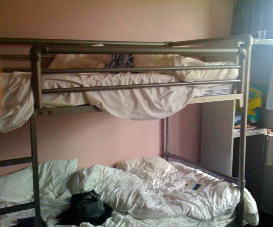 Euro Hostel Glasgow: room