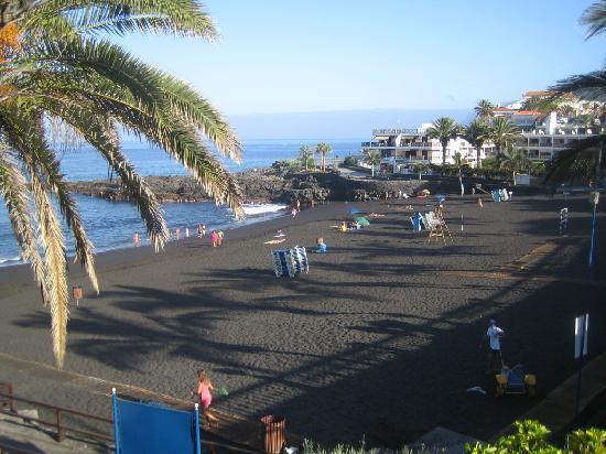 Playa la arena picture of be live family costa los gigantes puerto de santiago tripadvisor - Puerto de los gigantes ...