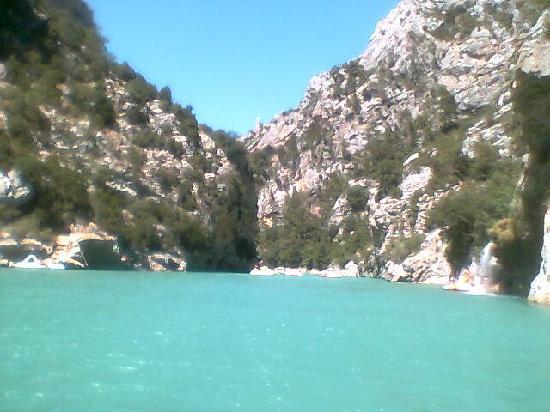 Parc naturel régional du Verdon : lago verdon