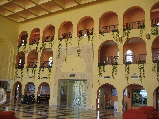 Hôtel Djerba Castille : ingresso