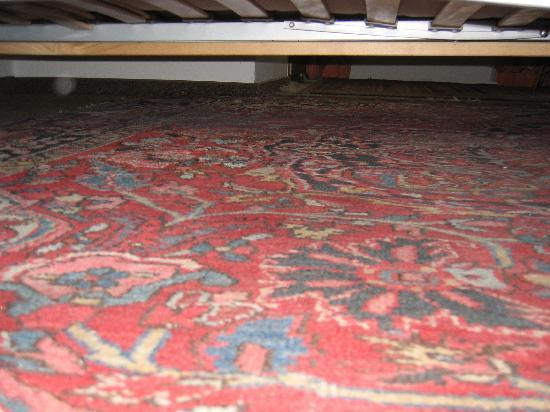 Dusche Decke Schimmel : Schimmel ?berall an Decke und Boden der Dusche – Picture of Hotel