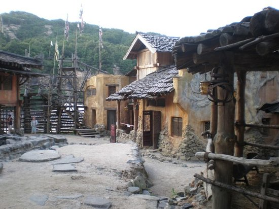 Goguryeo Blacksmith Town