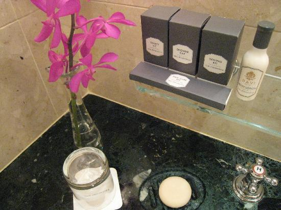 โรงแรมเพนนินซูลา กรุงเทพฯ: 洗面アメニティ