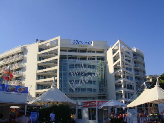 Grand Victoria Hotel : hotel