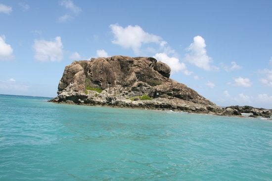 Belair Beach Hotel: Creole Rock Marine Reserve