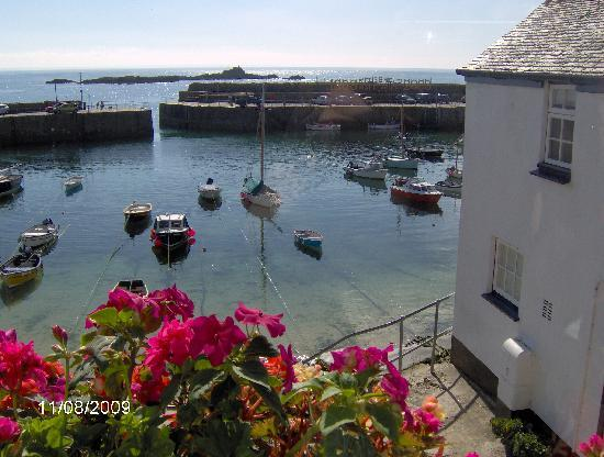 Mousehole, UK: View from Room 2