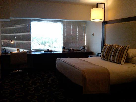 Hyatt Regency Morristown: King Bed