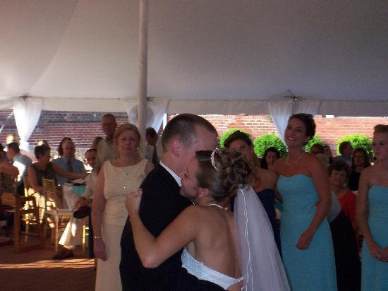 Historic Mankin Mansion Bed and Breakfast: First Dance