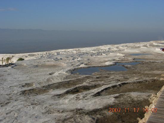 Pamukkale Thermal Pools: 美しいです。