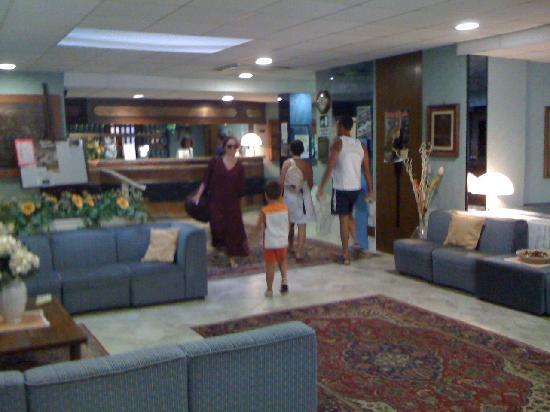 Hotel Principe: hall
