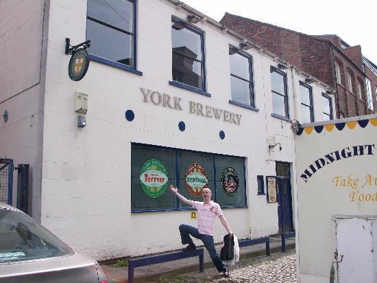 Crook Lodge Of York: York Brewery