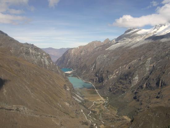 Yanama, بيرو: In the direction of Yanama