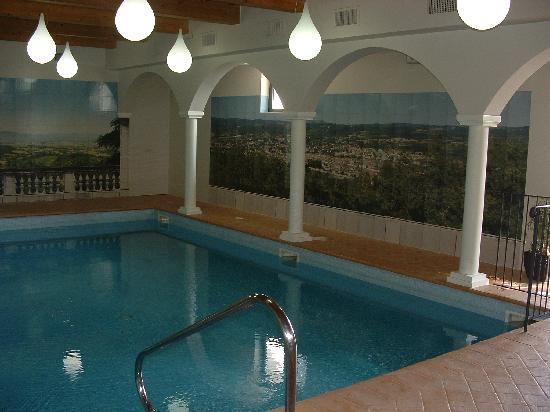 Borgo di Celle: Piscina interior