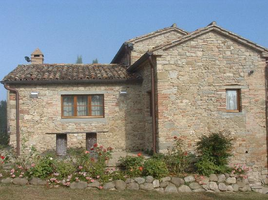 Citta di Castello, Italien: Casita piscina exterior