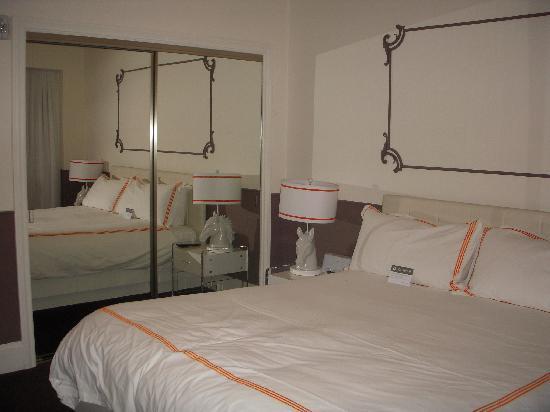 Hotel Vertigo: Muy comoda!!!!