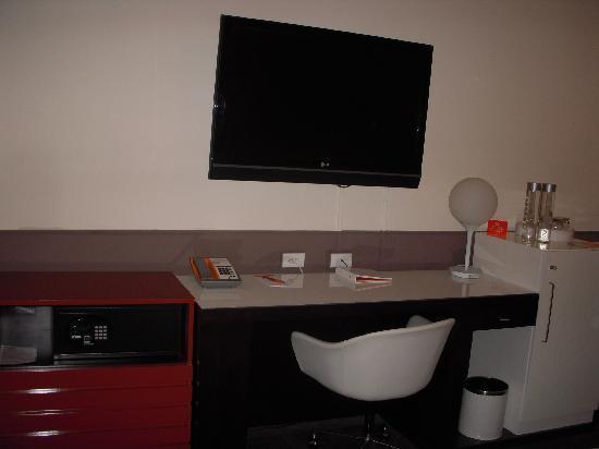 Hotel Vertigo: Habitacion