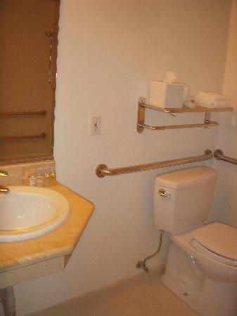 Hotel Vertigo: Baño