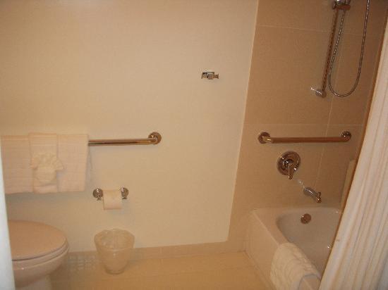 Hotel Vertigo: Baño2
