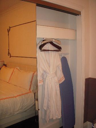 Hotel Vertigo: Albornoces