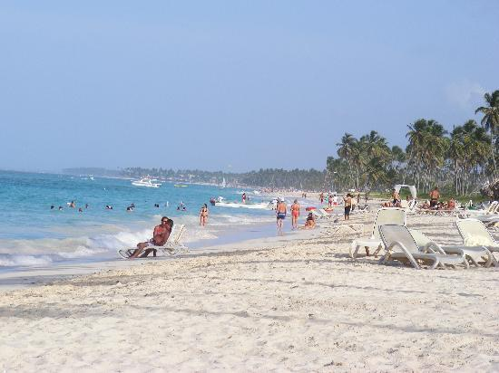 Majestic Colonial Punta Cana: the beach under the sun