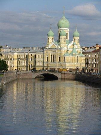 เซนต์ปีเตอร์สเบิร์ก, รัสเซีย: St. Petersburg