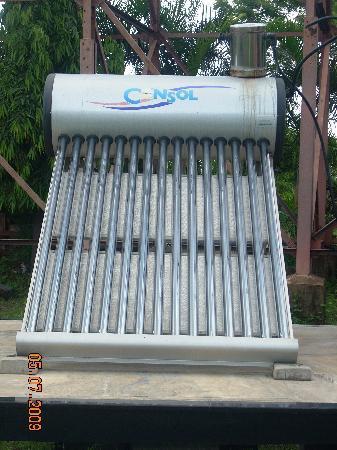 Energy Education Park: Solar Heater