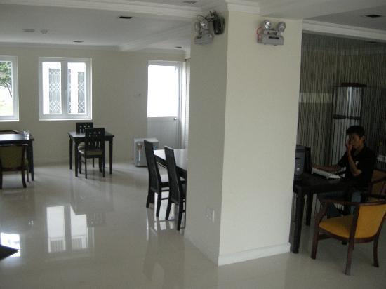 Saigon Mini Hotel 7 : lobby