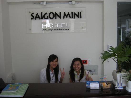 Saigon Mini Hotel 7 : le personnel