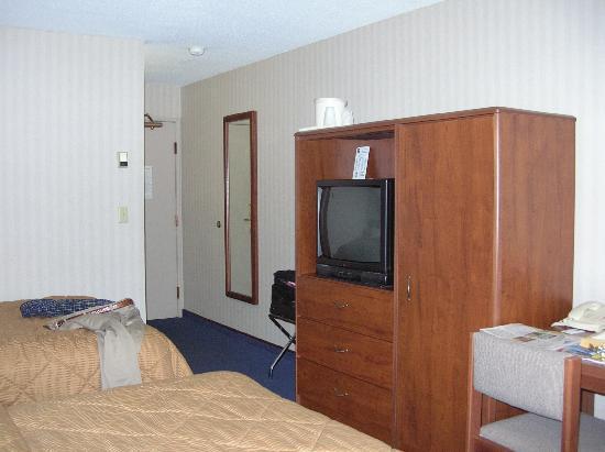 Comfort Inn Dickinson I-94: 2 Comfy Beds