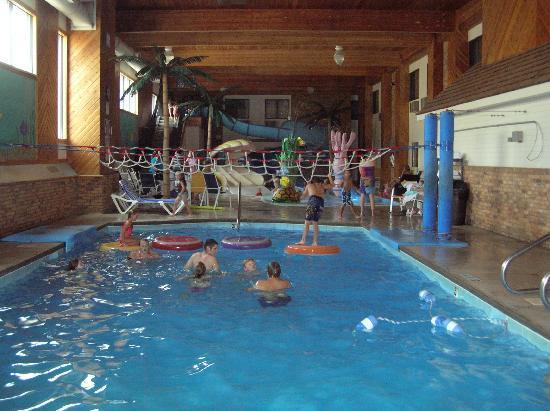 Comfort Inn: Water Park Fun