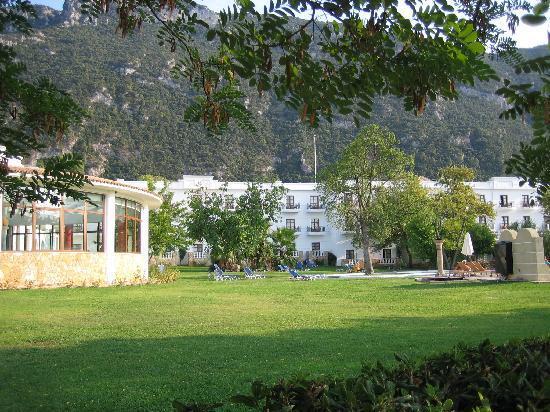 Kamena Vourla, Grecia: Façade de l'hôtel