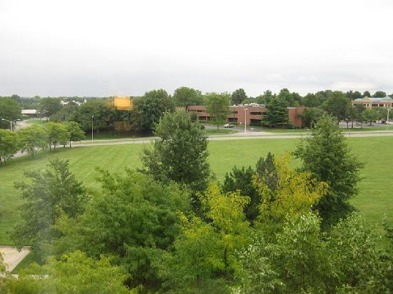 Hyatt Place Overland Park/Convention Center : View from Room 525