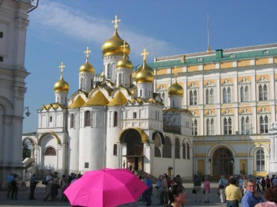 Grand Kremlin Palace: Chiesa nel Cremlino