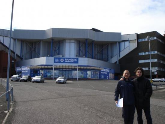 กลาสโกว์, UK: Rangers, Glasgow