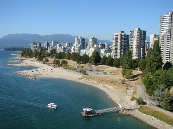 Vancouver, Canada: English Bay