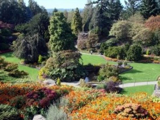 Vancouver, Kanada: Queen Elisabth Park