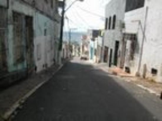 ซัลวาดอร์: Pelhourino old part of the city