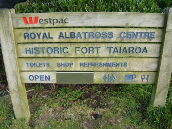 ดะนีดิน, นิวซีแลนด์: Otago Peninsula