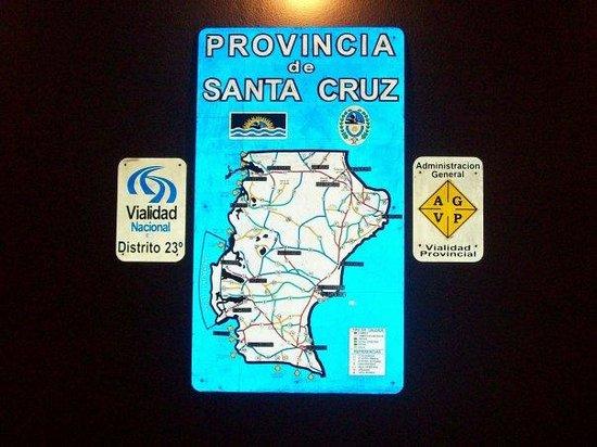Rio Gallegos, Argentina Frontera Argentina - Chile