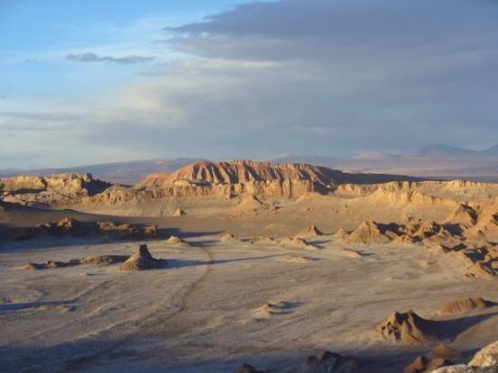San Pedro de Atacama, ชิลี: El Valle De La Luna