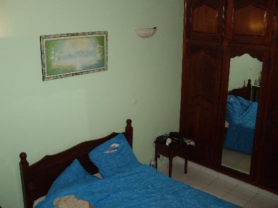 Hotel Le Petit Havre : chambre std