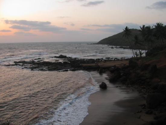 anjuna beach - goa