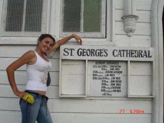 จอร์จทาวน์, กายอานา: george town