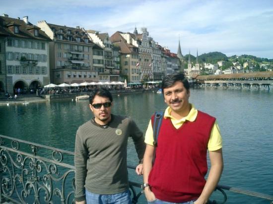 สะพานชาเปล: Me And Mohammed at Luzerne