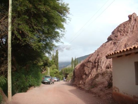Purmamarca, Argentina a unas cuadras de miski pacha UN GRAN RESTAURANTE
