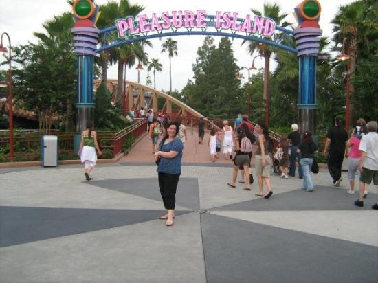 Disney Springs: LA ISLA DEL PLACER